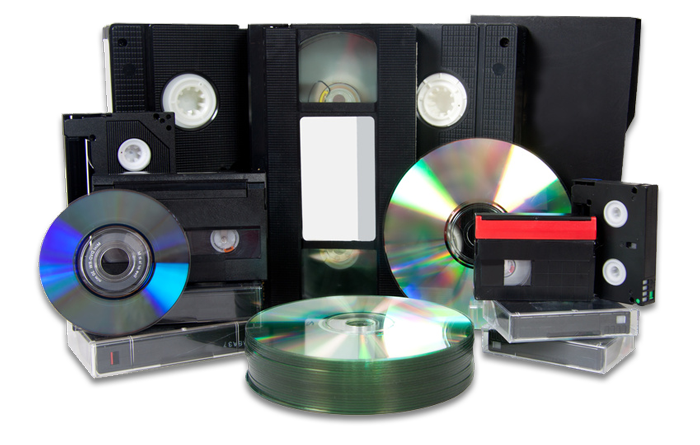 VHS to DVD Transfer | PhotoGraphics USA - Stuart, Florida
